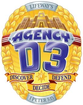 VBS Ellenton Badge