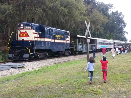 2015 Florida Railroad Museum Photo Gallery