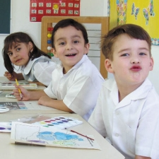 Children at First Baptist Church