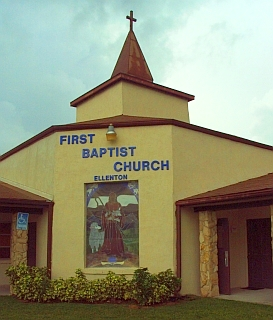First Baptist Church Weekly Schedule