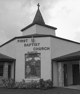 First Baptist Church of Ellenton History